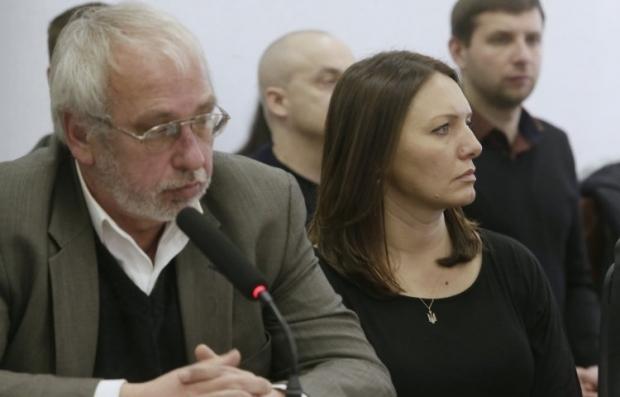 Мирослава Гонгадзе (справа) отозвала свою жалобу на приговор Пукачу / Фото УНИАН