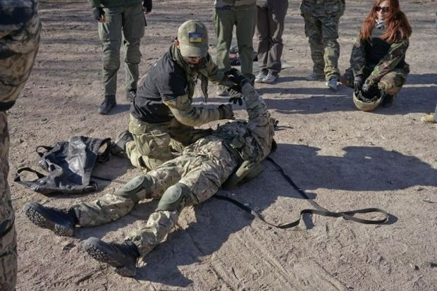 Тактической медицины военный врач