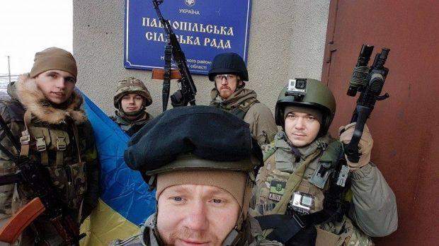 павлополь / facebook.com/azov.batalion