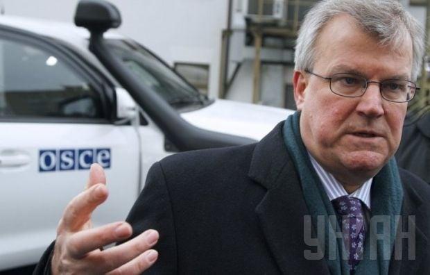 UK Ambassador to Ukraine Simon Smith / Photo by UNIAN