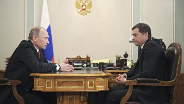 сурков / REUTERS