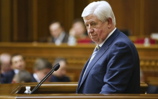 Prosecutor General Shokin claims MP Serhiy Kliuyev has committed a number of crimes / Photo from UNIAN
