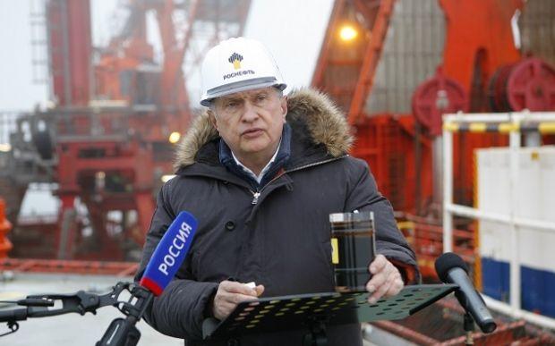 Российское правительство выделит средства компании Сечина / rosneft.ru