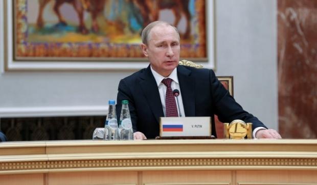Путин рассказал о подготовке аннексии Крыма \ УНИАН