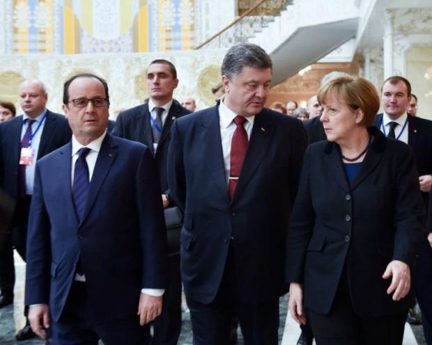 ЕС предлагают привлечь к нормандскому формату / Фото УНИАН