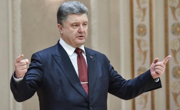 Порошенко рассказал, когда можно ждать отмены виз / УНИАН