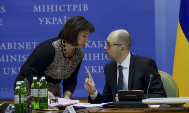 Переговорами об отсрочке выплаты долгов руководит Яресько / Фото УНИАН