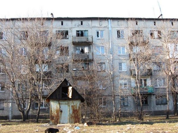 В результате обстрела Горняка погибли четыре человека / girnyk.dn.ua