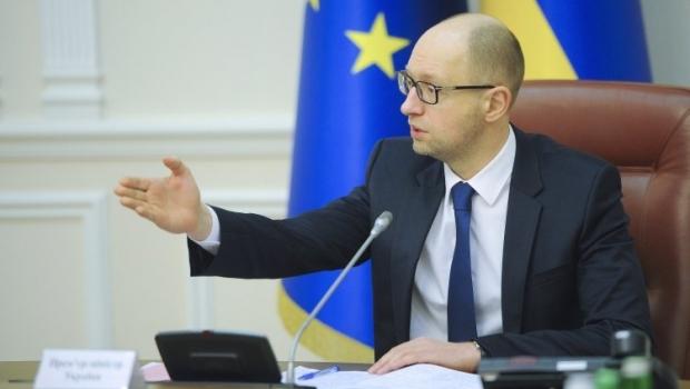 Яценюк дает пресс конференцию фото