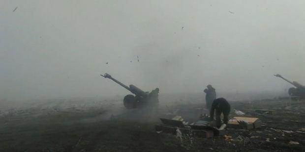 Шестеро військових загинули внаслідок обстрілу бойовиків у Луганській області