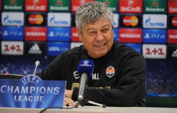 Мирча Луческу доволен игрой своей команды / shakhtar.com