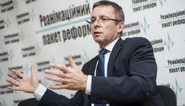 Экс-министр финансов Словакии Иван Миклош согласился стать советником министров экономразвития и финансов Украины / zn.ua