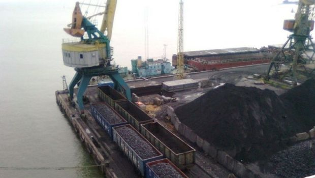 Мариупольский порт продолжает работу / УЗ