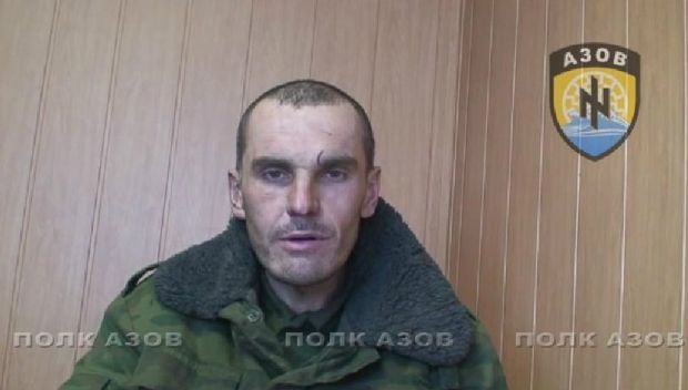 The captured mercenary confesses how much money he got when serving with DPR forces / screenshot