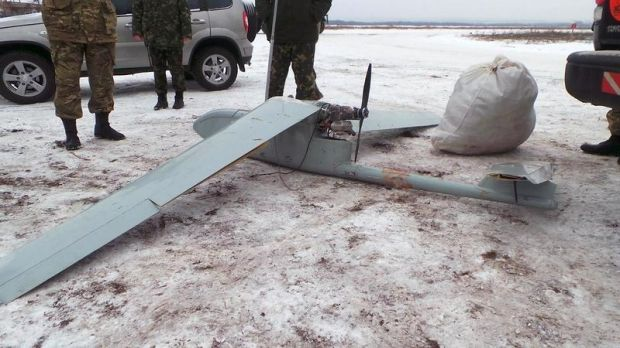 The military registered 15 flights of enemy drones / Photo from Defense Ministry's press service
