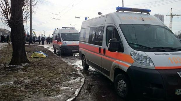 Иллюстративная фотография: теракт в Харькове / Slava Mavrichev / facebook.com