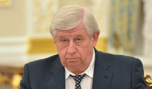 Prosecutor General Viktor Shokin submitted a letter of resignation on Tuesday morning / Photo from UNIAN