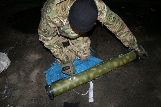 В Харькове был введен наивысший уровень террористической угрозы