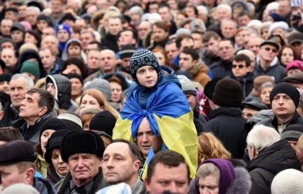 Українці / Фото УНІАН