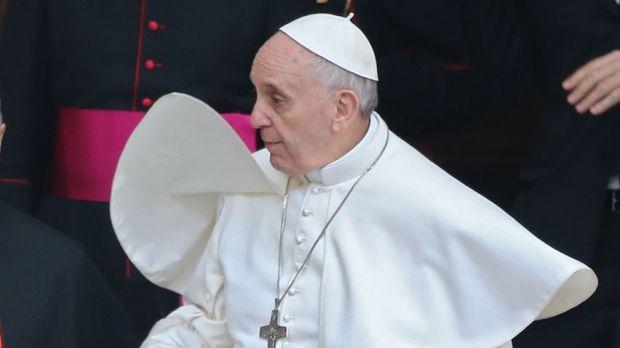 Папа римский приедет в Украину / cbc.ca