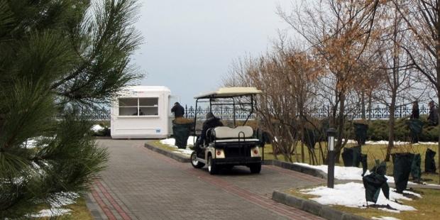 За 50 гривен посетителю устроят 40-минутную экскурсию на колесах / УНИАН