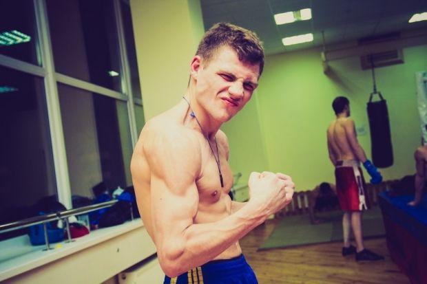 Денис Беринчик дебютирует на профи-ринге 29 августа / berinchyk.com