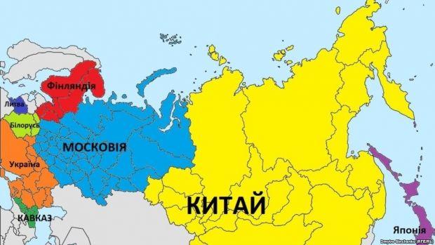 Stratfor: без залякувань ФСБ фрагментації Росії не уникнути