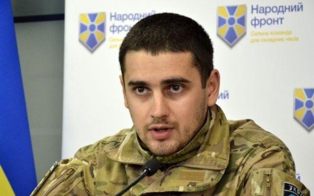 Зниклий раніше в зоні АТО нардеп Дейдей вийшов на зв'язок / nfront.org.ua