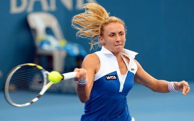 Леся Цуренко выиграла на старте турнира в Москве / xsport.ua