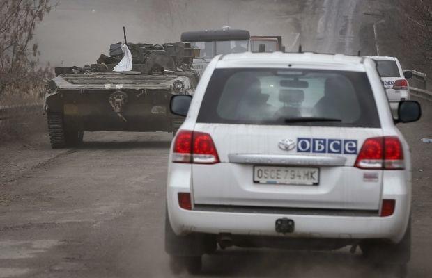 ОБСЕ / REUTERS