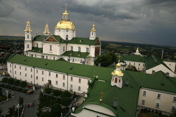 Фото: офіційний сайт Успенської Почаєвської лавры