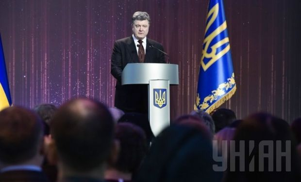 Poroshenko will table a bill on peacekeepers in Ukraine / Photo from UNIAN