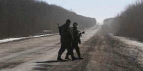 10 Ukrainians, including 8 civil volunteers, released from militants' captivity
