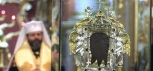 Нерукотворный образ Иисуса Христа (V ст.) из Ватикана - во Львове: верующие желают исцеления и просят мира (фоторепортаж)