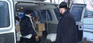 Священники УПЦ отвезли помощь в Мариуполь: Когда узнали, что люди голодные - не могли остаться равнодушными (укр.)
