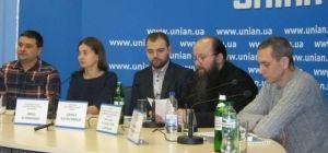 Презентация программы УПЦ по оказанию помощи пострадавшим в результате военных действий (стенограмма, УНИАН)