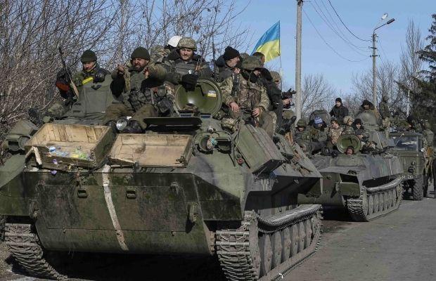 Россияне восстановили в Дебальцево только одну железнодорожную линию, - Генштаб - Цензор.НЕТ 8654