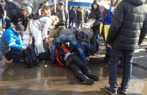 В Харькове начато проведение антитеррористической операции - Турчинов, фото-1