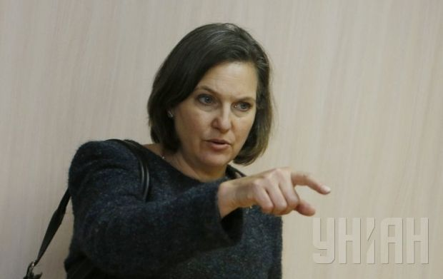 Nuland announces the possibility of deepening sectorial sanctions against Russia / Photo from UNIAN