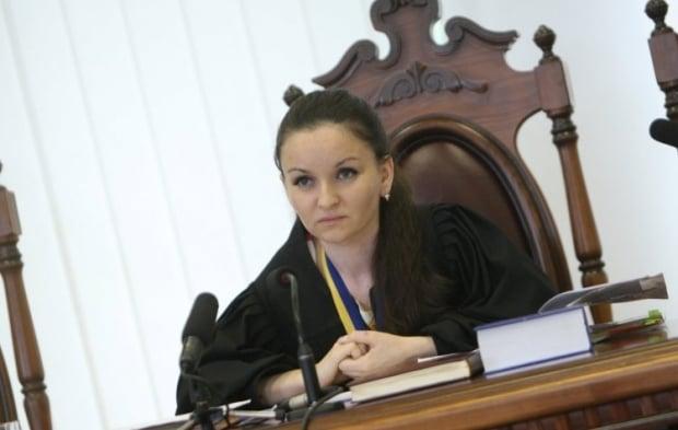 Суддя Оксана Царевич засудила людину на підставі документа, де навіть підпису не було / УНІАН