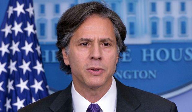 Блинкен сообщил, что США могут привлечь ООН и ЕС к решению конфликта / www.svoboda.org