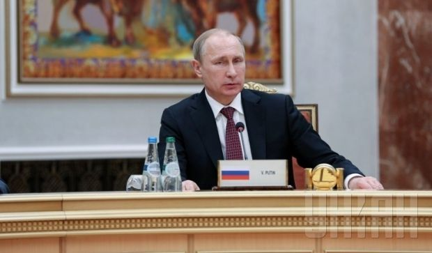 Putin speaks about preparations for the annexation of Crimea \ Photo from UNIAN