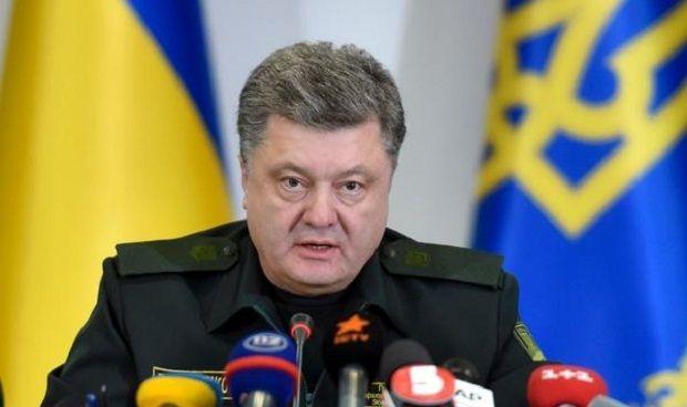 Photo from Twitter, Petro Poroshenko