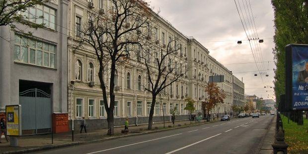 Бульвар Тараса Шевченка у Києві / Вікіпедія