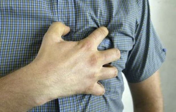Сокращение объема желудочка повышает нагрузку на сердце / Фото: joinfo.ua