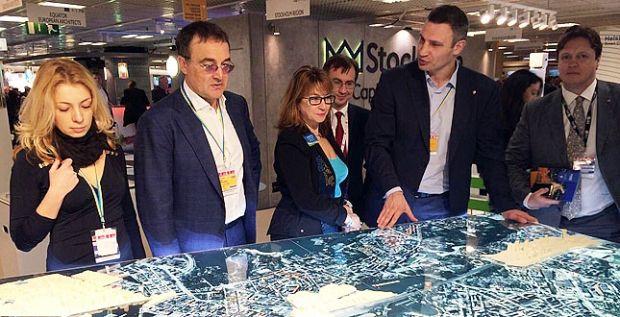 Кличко зовет инвесторов в Киев