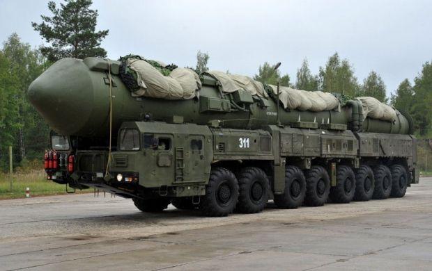 ядерное оружие РФ / topwar.ru