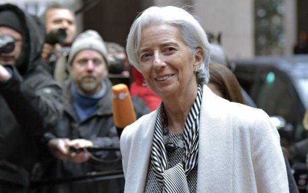Лагард переизбрана главой МВФ