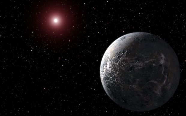 Иллюстративное изображение: экзопланета / NASA