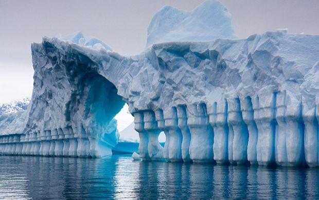 Геофизики представили новый сценарий потери Землей ледяного покрова